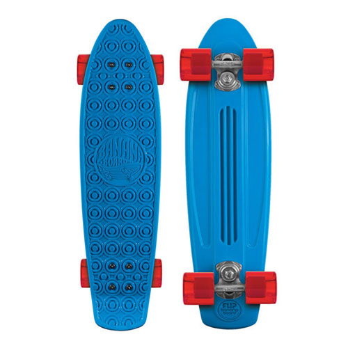 banana board blue