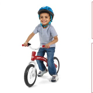 Radio Flyer Glide & Go Balance Bike header