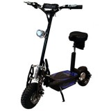 featured Super Turbo 1000watt Elite 36v Electric Scooter